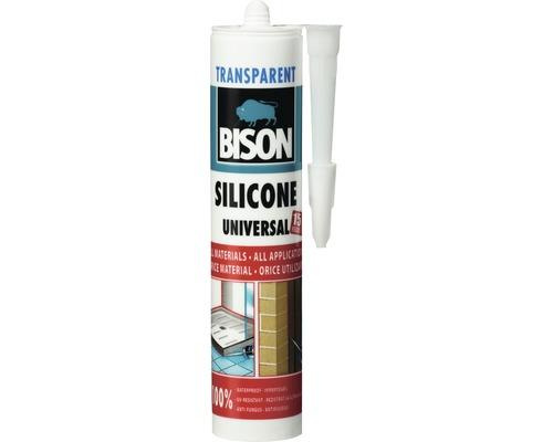 Silicon universal Bison transparent 280 ml
