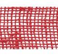 Banda de legat, iuta,10 cm x 25 m, rosu