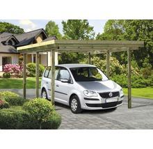 Carporturi & garaje din lemn