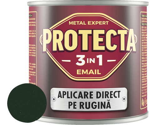 Email Protecta 3 in 1 verde inchis 0,5 l