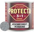 Email Protecta 3 in 1 gri metalic texturat 0,5 l
