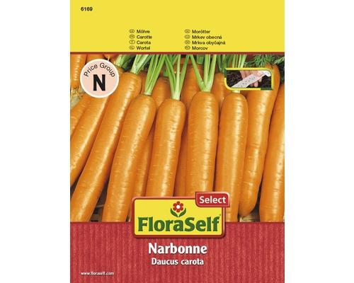 Floraself morcovi 'Narbonne', la bandă