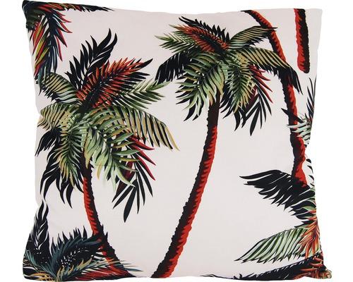 Perna imprimeu palmieri 45x45 cm
