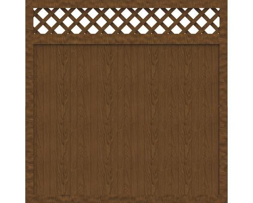 Element principal BasicLine tip C 180 x 180 cm, Golden Oak