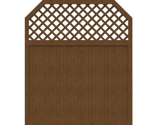 Element principal BasicLine tip I 180 x 210/180 cm, Golden Oak