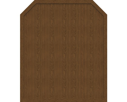 Element principal BasicLine tip J 180 x 210/180 cm, Golden Oak