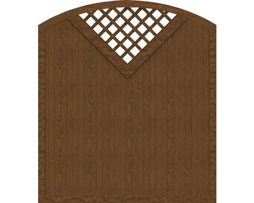 Element principal BasicLine tip G 180 x 205/180 cm, Golden Oak