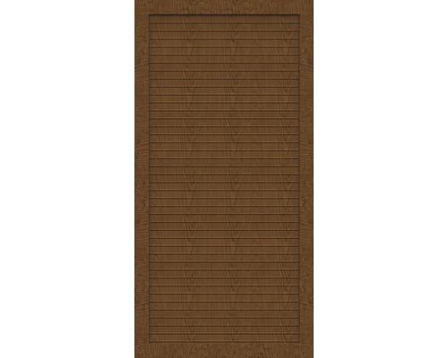 Element partial BasicLine tip T 90 x 180 cm, Golden Oak