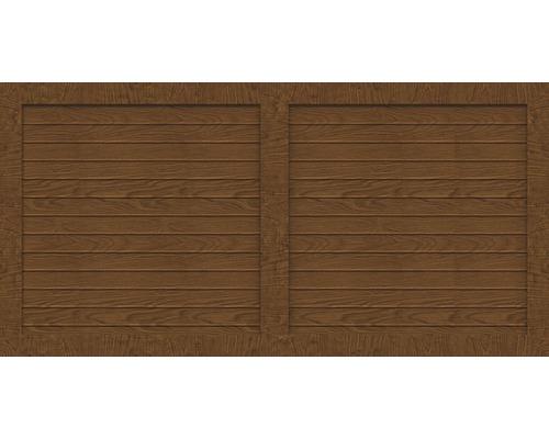 Element principal BasicLine tip W 180 x 90 cm, Golden Oak