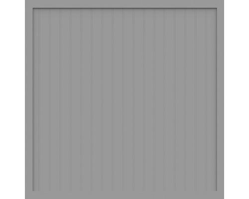Element principal BasicLine tip A 180 x 180 cm, gri argintiu