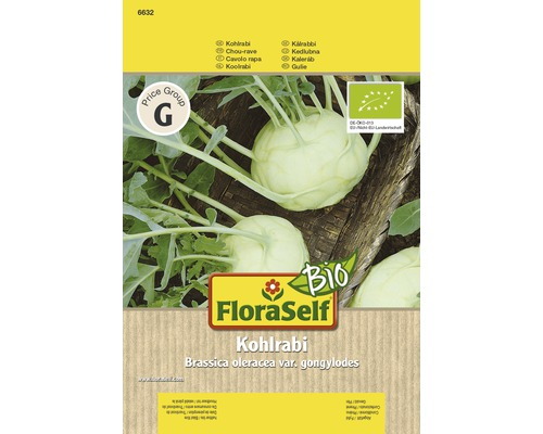 FloraSelf Bio seminte de gulie