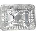 Tăvi aluminiu Tenneker 43x32x7,5 cm, 4 buc.