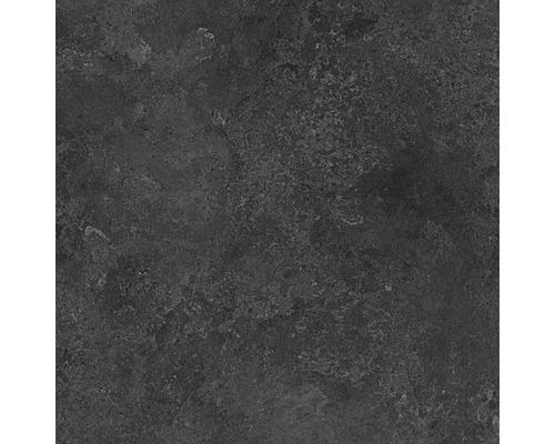 Gresie exterior/interior portelanata Candy rectificata antracit 79,8x79,8 cm