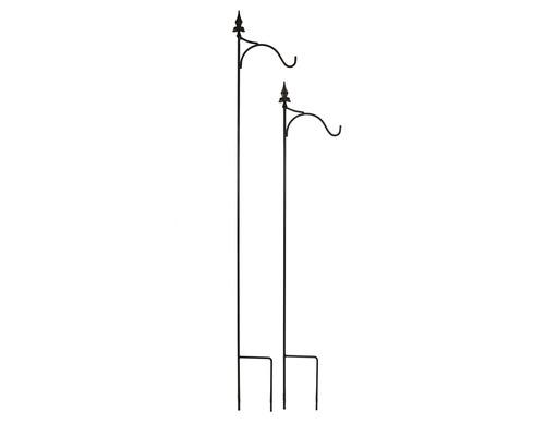 Tutore plante Thomas H 150 cm gri