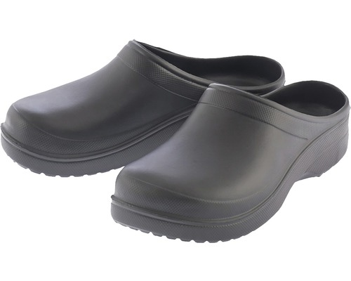 Saboti de protectie Sibrteh din PVC, culoare kaki, marimea 42