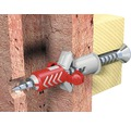 Dibluri plastic fara surub Fischer DuoPower 8x65 mm, 50 bucati
