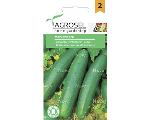 Seminte de legume castraveti Marketmore PG2