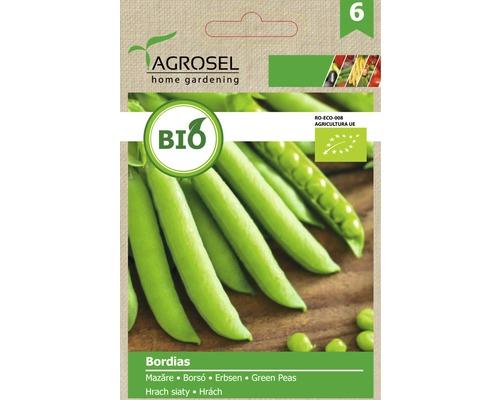 Seminte de legume mazare Bordias
