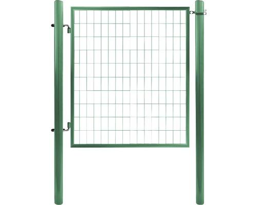 Poartă PVC batantă simplă 107,8 x 100 cm