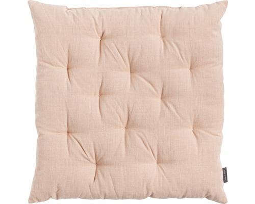 Pernă scaun Tygo roz 40x40 cm
