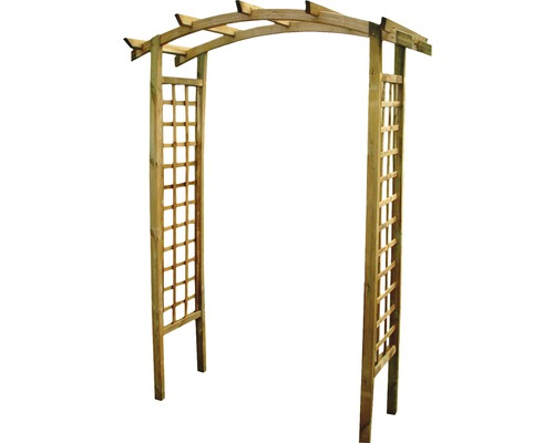 Pergola Lukowa ECO, lemn, 60x180x220 cm