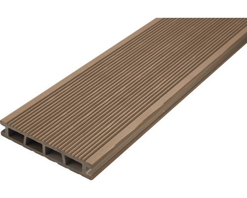 Profil terasă tec WPC 25x150x2400 mm