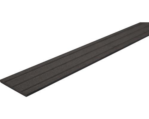 Plinta pentru terasa WPC antracit 5x60x2400 mm