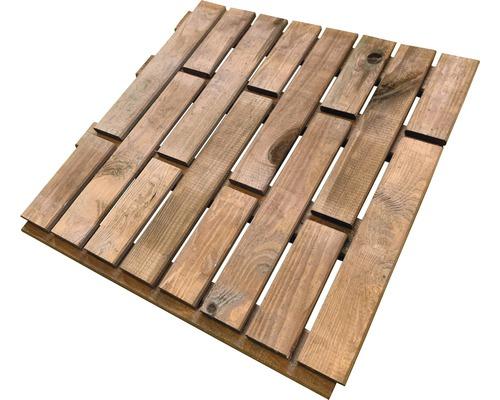 Dala din lemn 60x60 cm, impregnata in autoclava