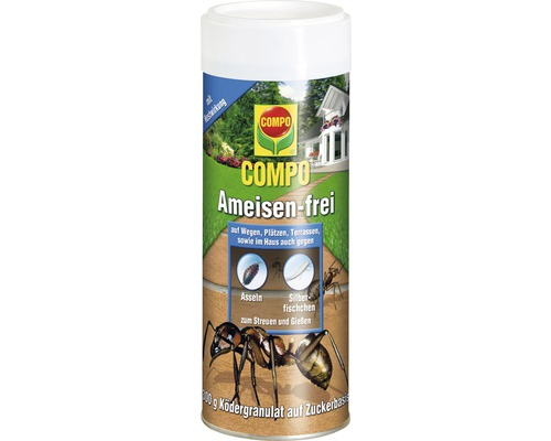 Solutie pulbere Compo anti-furnici, 300 g