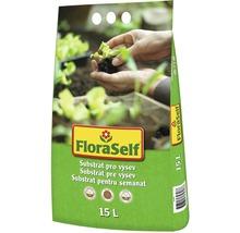 Floraself Nature Substrat pentru semănare 15 l