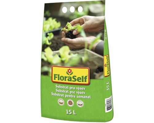 Floraself Nature Substrat pentru semanare 15 l