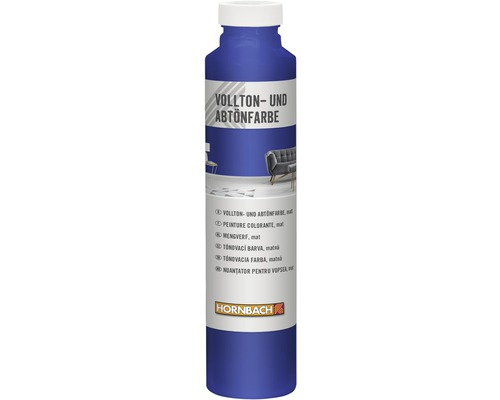 Nuantator albastru inchis 750 ml