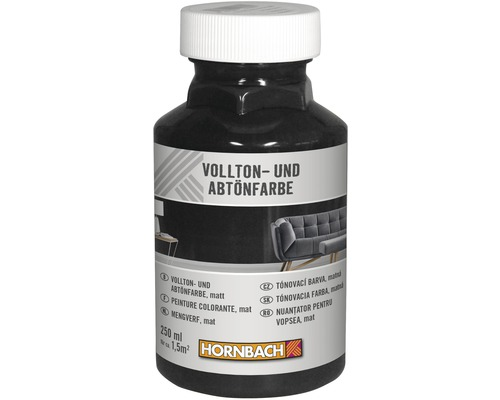 Nuantator negru 250 ml