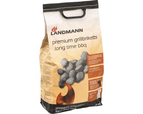 Bricheti premium Landmann, lemn esenta tare, 3 kg
