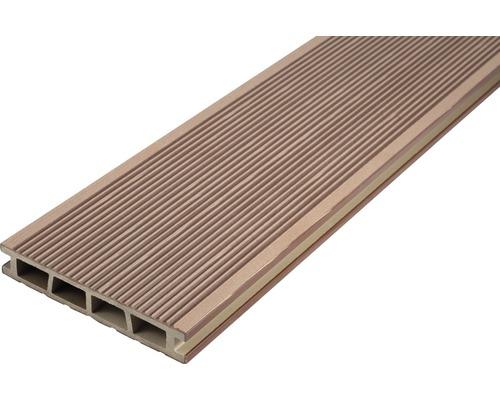 Profil terasa redwood WPC 25x150x4000 mm