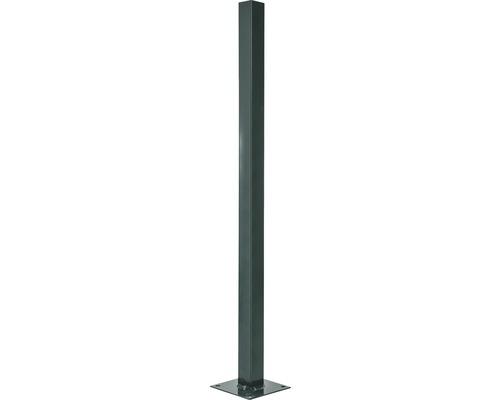 Stalp Baufence, 50x50x1,5, verde