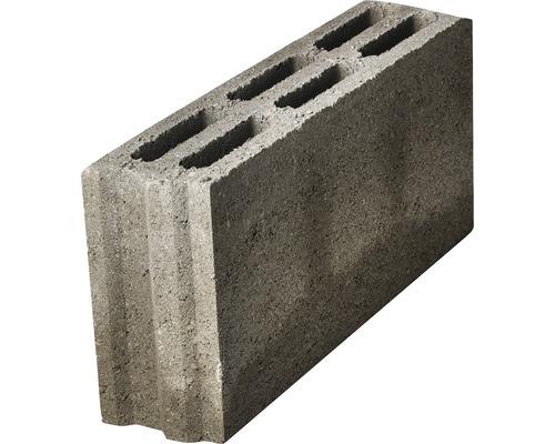 Bolțar de zidărie 50x12x23,8 cm gri
