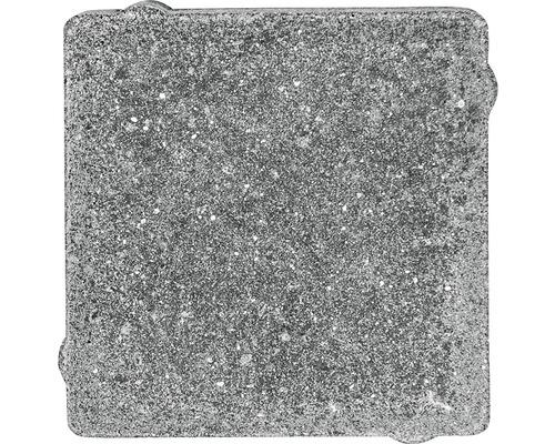 Pavaj granit negru 10x10 cm