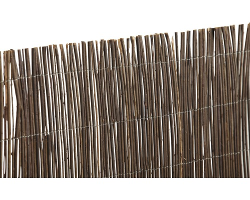 Paravan din rachita, 300 x 180 cm, natur