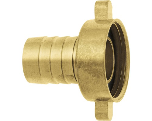 "Imbinare filetata 2/3 din alama turnata, filet de 3/4"" pentru racord de furtun de 3/4"""