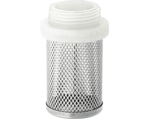 """Coș de aspirare, oțel de nitrurare, filet exterior din material plastic 3/4"""""""