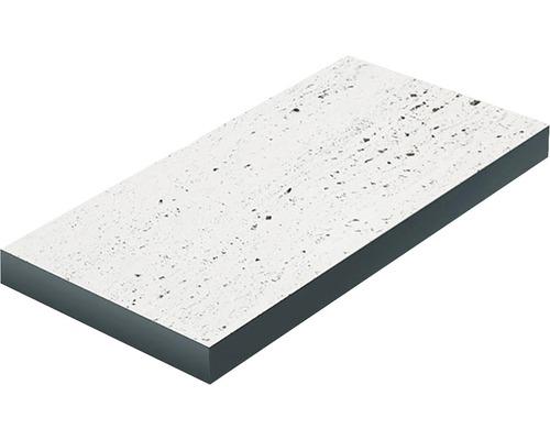 Dală Traverstone 60x30x3 cm albă