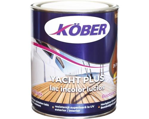 Lac alchidic Yacht plus Köber profesional 0,75 l