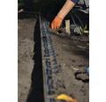Bordura pentru gazon NEW FIX, 100x6 cm, negru