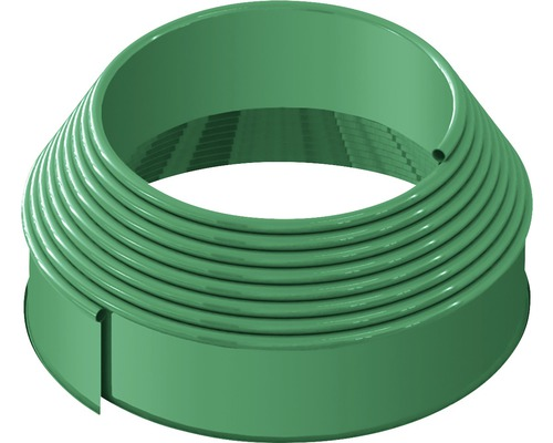 Separator gazon PP COUNTRY, 900x10 cm, verde