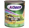 Lazura pe baza de apa Ecolasure extra Köber wenge 0,75 l