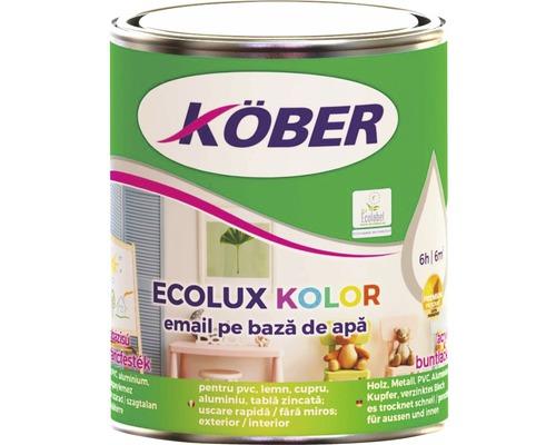 Email ecologic Ecolux Kolor Köber gri deschis 2,5 l
