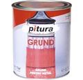 Grund pentru metal Pitura gri 0,75 l