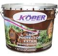 Lac protector extra Köber lazura groasa 3 in 1 stejar 10 l