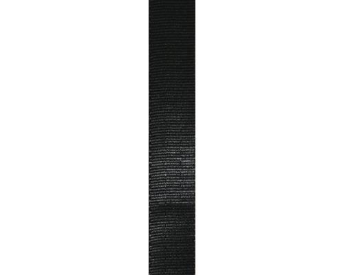 Chingă poliester Mamutec 25mm, culoare neagră